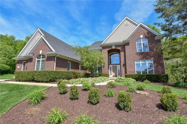 9223 Toddsway Dr, Brighton, MI 48114 (MLS #218045905) :: The John Wentworth Group