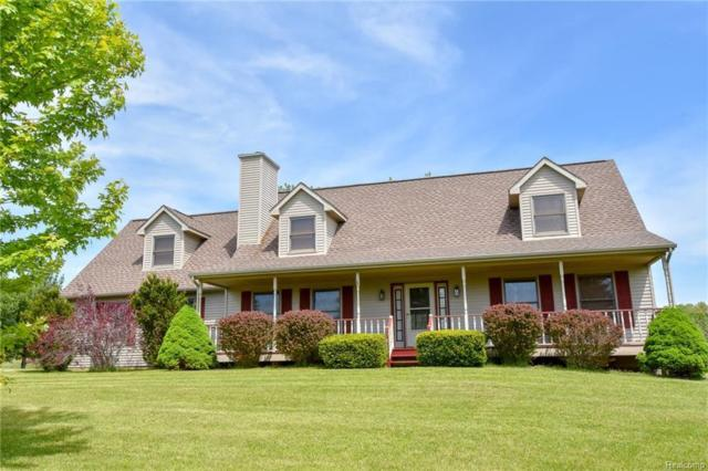 1749 Westgate Dr, Howell, MI 48843 (MLS #218046061) :: The John Wentworth Group