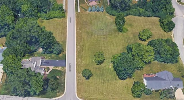 0 Mildred Ave, Rochester Hills, MI 48309 (MLS #218048424) :: The John Wentworth Group