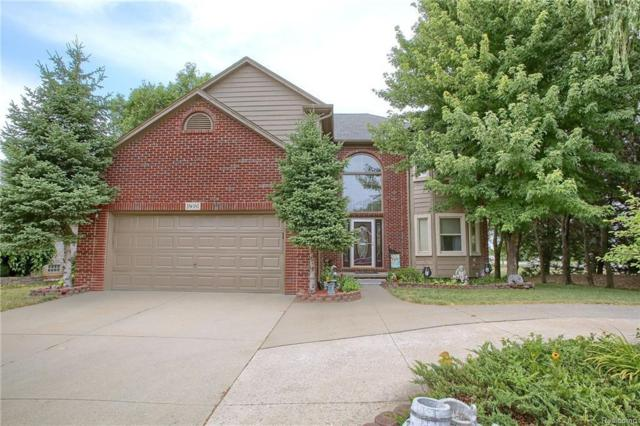 18681 Turnberry Dr, Macomb, MI 48044 (MLS #218066303) :: The Tom Lipinski Team at Keller Williams Lakeside Market Center