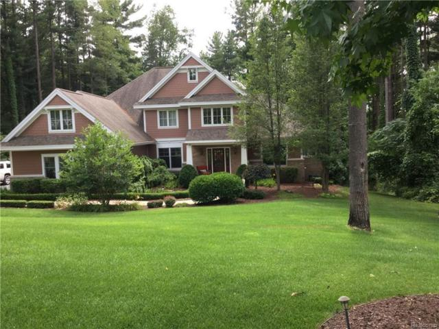 8662 Mystic Pines Crt, Pinckney, MI 48169 (MLS #218068609) :: The John Wentworth Group