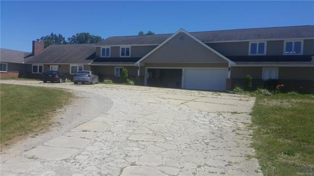 11280 Hegel Rd, Goodrich, MI 48438 (MLS #218063098) :: The John Wentworth Group