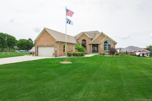 7319 Lobdell Road, Linden, MI 48451 (MLS #218078219) :: The John Wentworth Group
