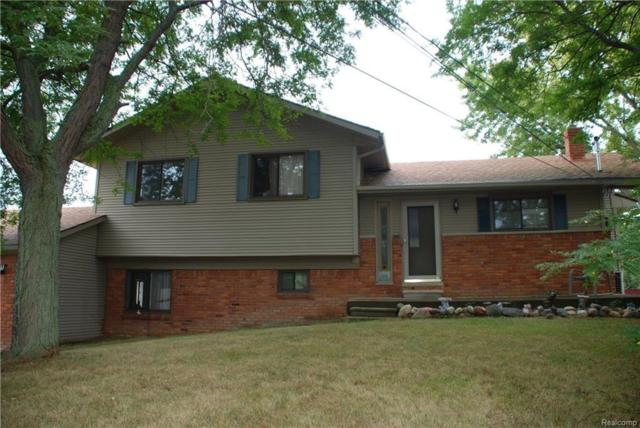 11478 Milford Rd, Holly, MI 48442 (MLS #218079733) :: The John Wentworth Group
