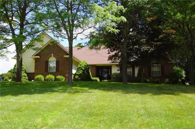2235 Ore Creek Ln, Brighton, MI 48114 (MLS #218079825) :: The John Wentworth Group