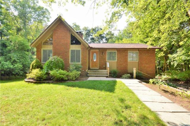8022 Hamburg Road Rd, Brighton, MI 48116 (MLS #218079035) :: The John Wentworth Group