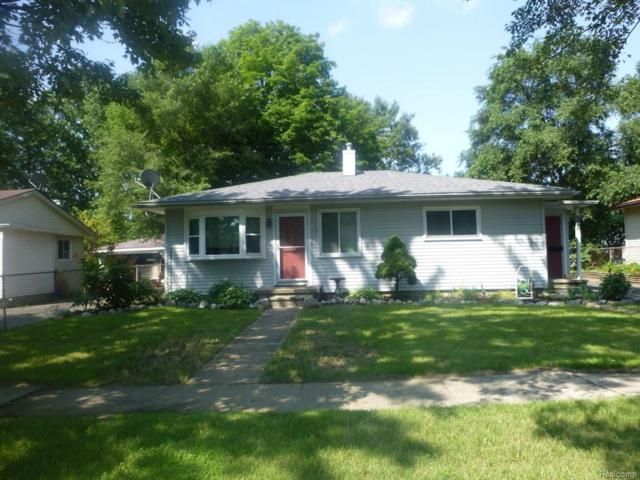 5350 Ethel St, Brighton, MI 48116 (MLS #218077706) :: The John Wentworth Group