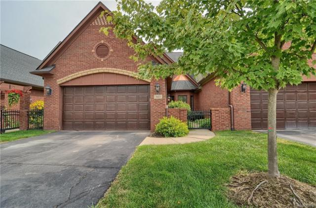 3613 Bay Harbor Dr, Brighton, MI 48114 (MLS #218079128) :: The John Wentworth Group