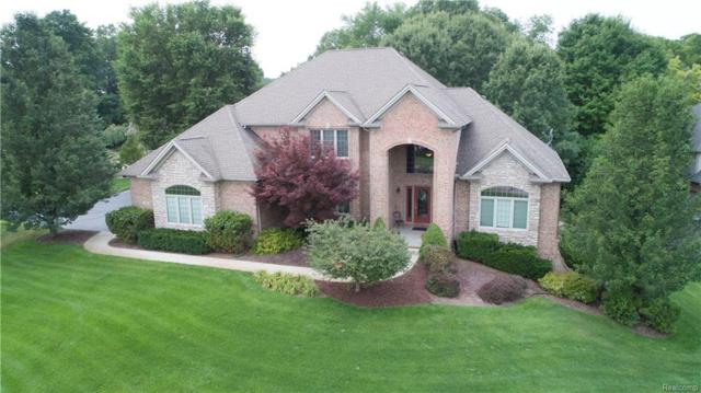 1606 Kriss Crossing Rd, Brighton, MI 48114 (MLS #218079523) :: The John Wentworth Group