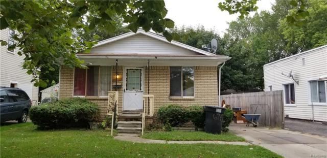 6751 Evergreen Ave, Detroit, MI 48228 (MLS #218080371) :: The John Wentworth Group