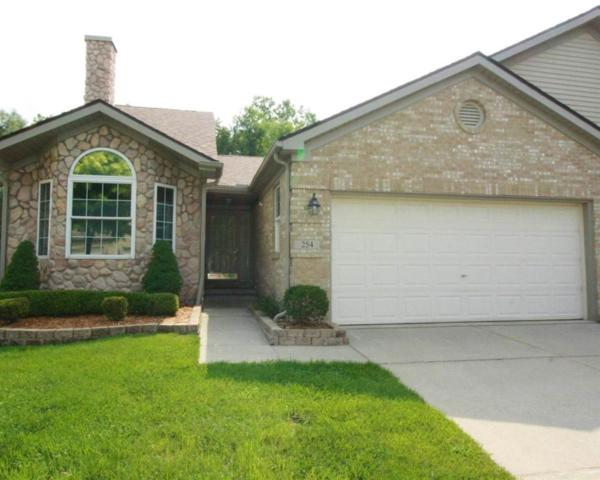 254 Cherry Hill Pointe Dr, Canton, MI 48187 (MLS #3259650) :: The John Wentworth Group