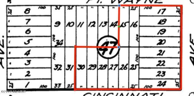 47 Franklin, Idlewild, MI 49642 (MLS #18043835) :: The Tom Lipinski Team at Keller Williams Lakeside Market Center