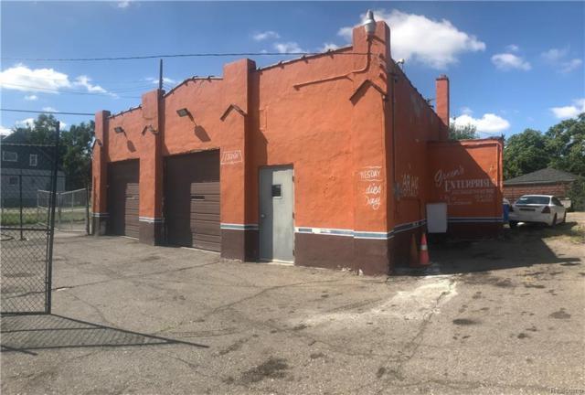13201 W Grand River Ave, Detroit, MI 48227 (MLS #218088515) :: The Tom Lipinski Team at Keller Williams Lakeside Market Center