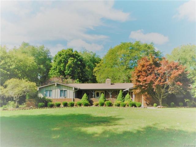 3901 Fenton Rd, Hartland, MI 48353 (MLS #218087312) :: The John Wentworth Group