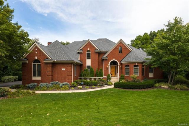 3981 Honors Way, Howell, MI 48843 (MLS #218100851) :: The John Wentworth Group