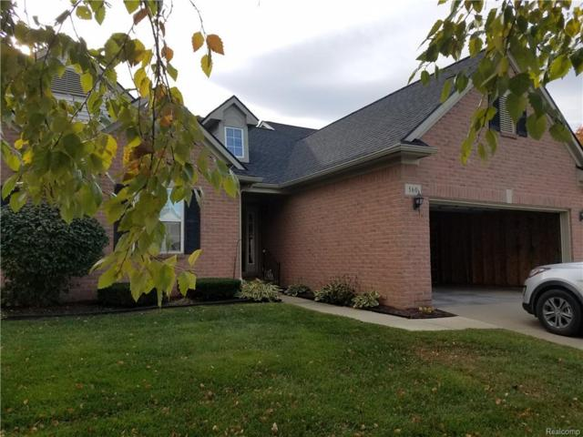 560 Snowfall Crt, Howell, MI 48843 (MLS #218102617) :: The John Wentworth Group