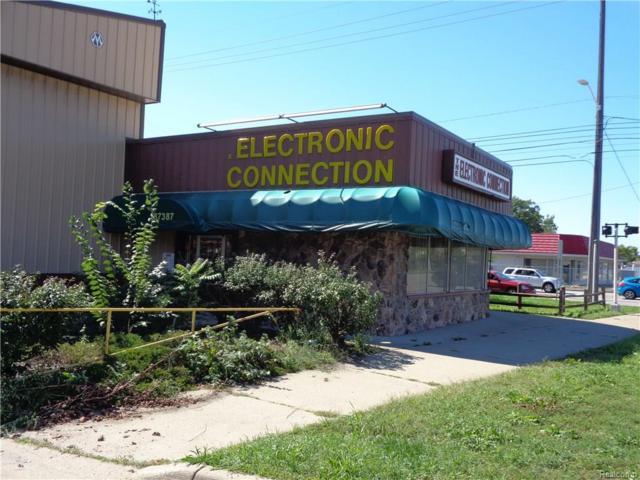 37387 Ford Rd, Westland, MI 48185 (MLS #218102867) :: The Tom Lipinski Team at Keller Williams Lakeside Market Center