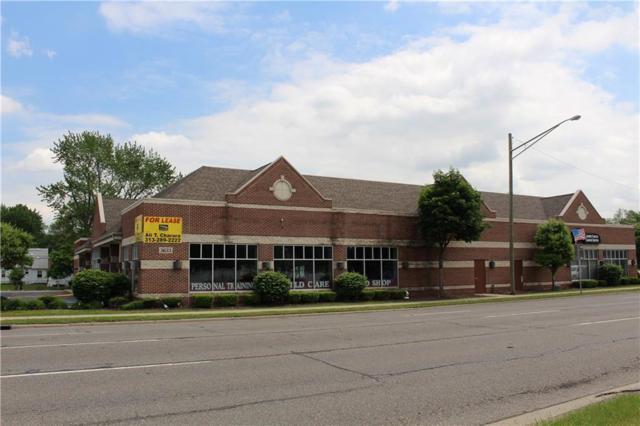 3633 S Telegraph Rd, Dearborn, MI 48124 (MLS #218118544) :: The Tom Lipinski Team at Keller Williams Lakeside Market Center