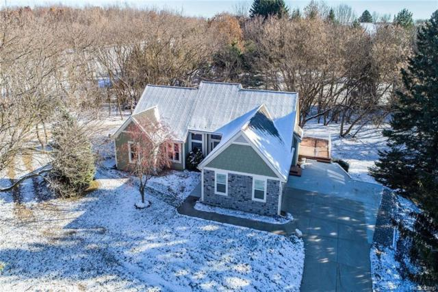 4046 Rolling Acres Dr, Hartland, MI 48353 (MLS #219009801) :: The John Wentworth Group