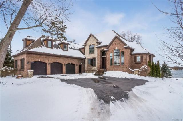 3476 Hilton Pointe Crt, Brighton, MI 48114 (MLS #219007631) :: The John Wentworth Group