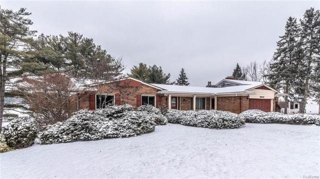 5354 Red Fox Dr, Brighton, MI 48114 (MLS #219011560) :: The John Wentworth Group