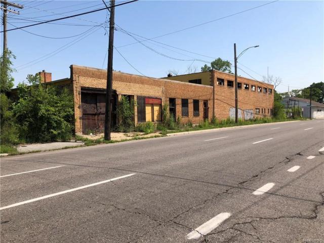 9325 E Forest Ave, Detroit, MI 48214 (MLS #219013316) :: The Tom Lipinski Team at Keller Williams Lakeside Market Center