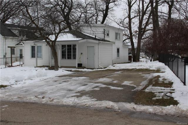 5487 Dooley Dr, Linden, MI 48451 (MLS #219013579) :: The John Wentworth Group
