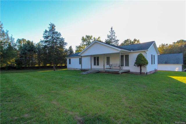 7199 Wiggins Rd, Howell, MI 48855 (MLS #219014851) :: The John Wentworth Group