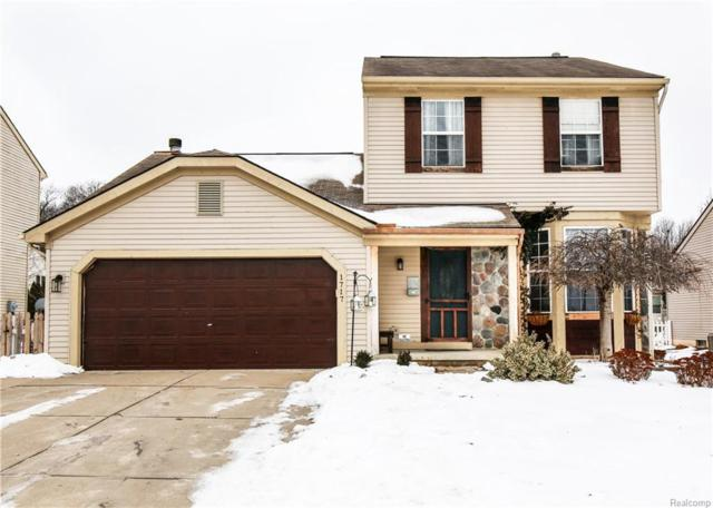 1717 Dartmoor, Howell, MI 48843 (MLS #219014522) :: The John Wentworth Group