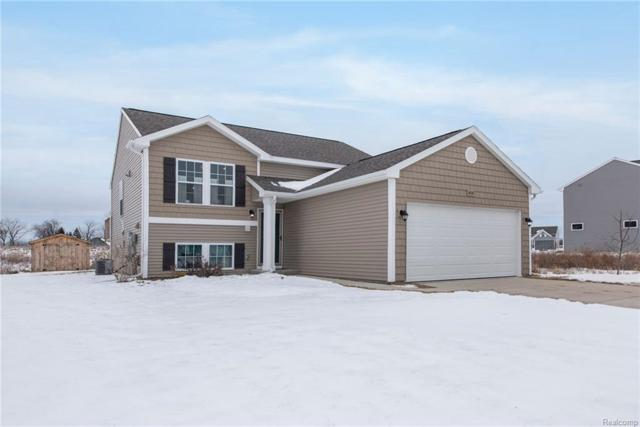 16519 Bedington Dr, Linden, MI 48451 (MLS #219014683) :: The John Wentworth Group