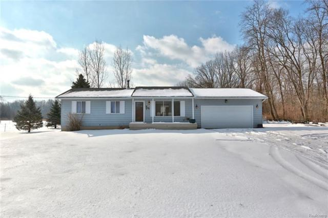 7042 Brophy Rd, Howell, MI 48855 (MLS #219015006) :: The John Wentworth Group