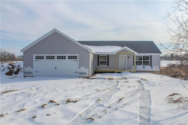 200 E Allen, Howell, MI 48855 (MLS #219015217) :: The John Wentworth Group