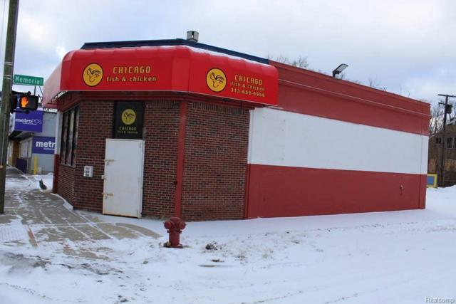 16900 Plymouth Rd, Detroit, MI 48227 (MLS #219015347) :: The Tom Lipinski Team at Keller Williams Lakeside Market Center