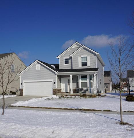 469 Hickory Bluff Ln, Chelsea, MI 48118 (MLS #3263078) :: The John Wentworth Group