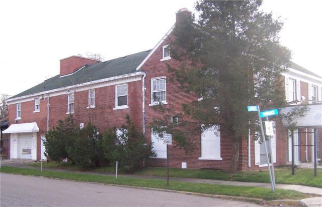 16424 Hamilton Ave, Highland Park, MI 48203 (MLS #219016534) :: The Tom Lipinski Team at Keller Williams Lakeside Market Center