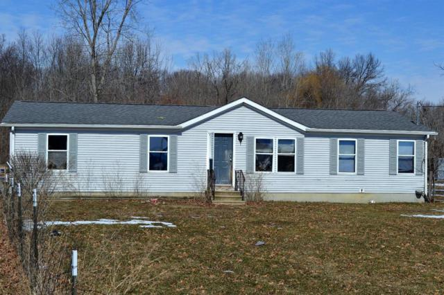 3585 Morton Rd, Stockbridge, MI 49285 (MLS #3263318) :: The Tom Lipinski Team at Keller Williams Lakeside Market Center
