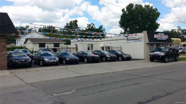 18703 Dix Rd, Melvindale, MI 48122 (MLS #219021821) :: The Tom Lipinski Team at Keller Williams Lakeside Market Center