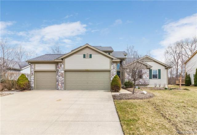 11216 Matthew Ln, Hartland, MI 48353 (MLS #219029996) :: The John Wentworth Group