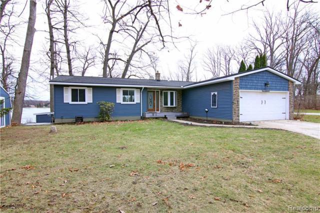 9477 Ridge Rd, Goodrich, MI 48438 (MLS #219029736) :: The John Wentworth Group