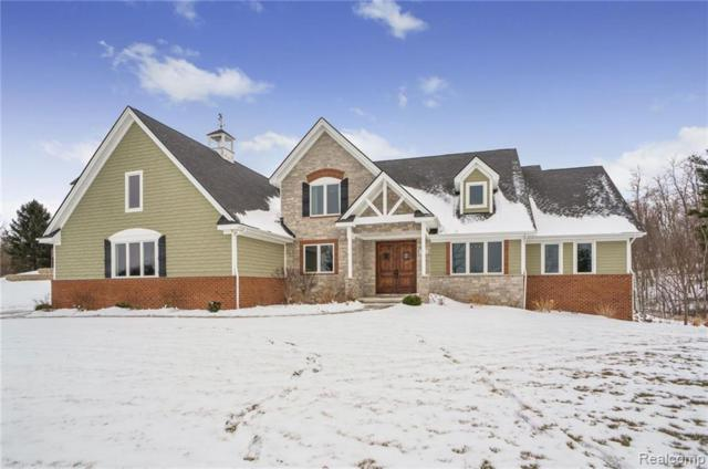 7021 Driftwood Dr, Fenton, MI 48430 (MLS #219031714) :: The John Wentworth Group