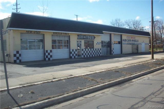21424 Groesbeck Hiwy, Warren, MI 48089 (MLS #219033730) :: The Tom Lipinski Team at Keller Williams Lakeside Market Center