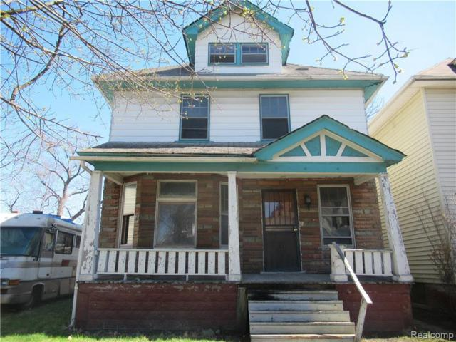2681 Nebraska St, Detroit, MI 48208 (MLS #219034838) :: The John Wentworth Group