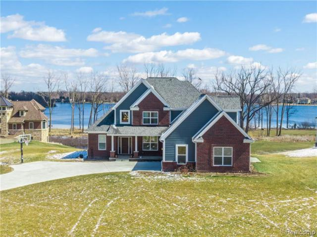 4184 Whitney Ave, Linden, MI 48451 (MLS #219034959) :: The John Wentworth Group