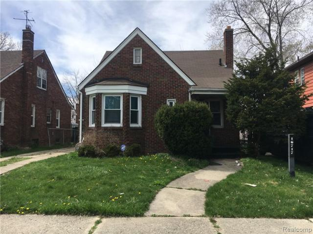 16717 Asbury Park, Detroit, MI 48235 (MLS #219036847) :: The Tom Lipinski Team at Keller Williams Lakeside Market Center