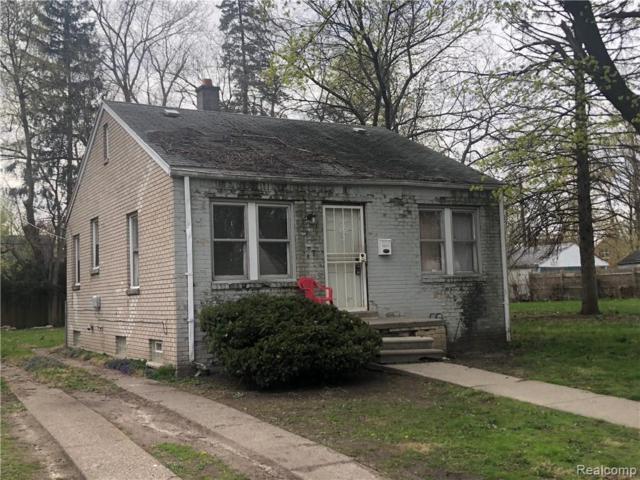18471 Heyden Street, Detroit, MI 48219 (MLS #219037340) :: The Tom Lipinski Team at Keller Williams Lakeside Market Center