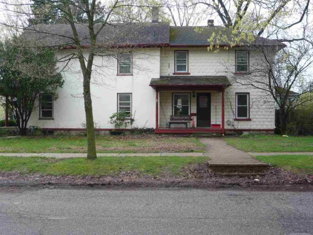 186 N Manning St, Hillsdale, MI 49242 (MLS #19018065) :: The John Wentworth Group