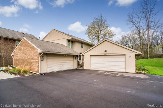 35496 Heritage Ln Unit#54-Bldg#12, Farmington, MI 48335 (MLS #219040275) :: The Tom Lipinski Team at Keller Williams Lakeside Market Center
