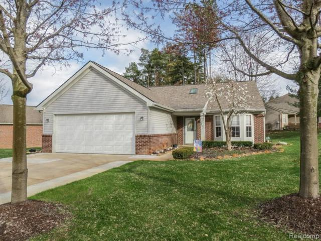 2631 Signature Circle, Pinckney, MI 48169 (MLS #219041092) :: The Tom Lipinski Team at Keller Williams Lakeside Market Center