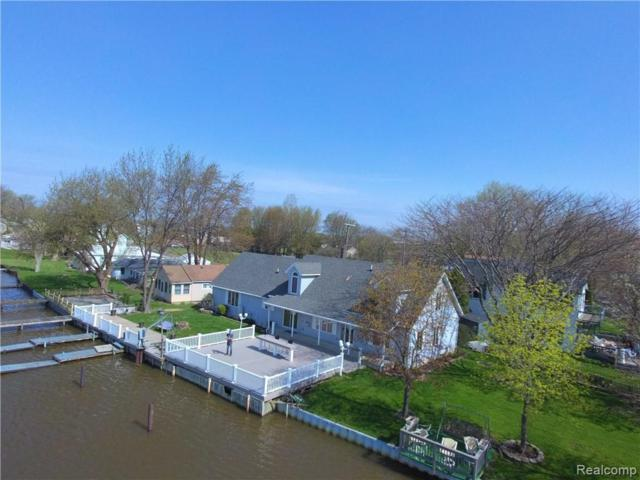 7050 Star Lane, Newport, MI 48166 (MLS #219041398) :: The Tom Lipinski Team at Keller Williams Lakeside Market Center