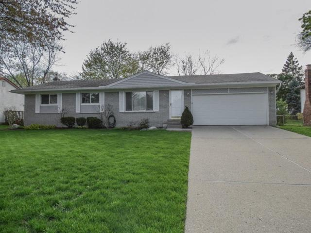 2842 Deake Ave, Ann Arbor, MI 48108 (MLS #3265227) :: The Tom Lipinski Team at Keller Williams Lakeside Market Center